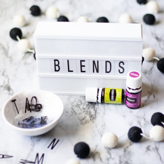 The Easiest Way To Blend Essential Oils: An Essential Oil Blending Wheel - Print One Today or Pin for Later