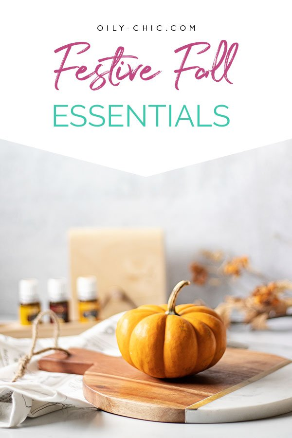Fall is THE perfect balance of everything feeling just right, like the story of goldilocks and the three bears. Take full advantage of the season's shift to press pause and bring balance to your daily life with our essential oil fall lookbook.