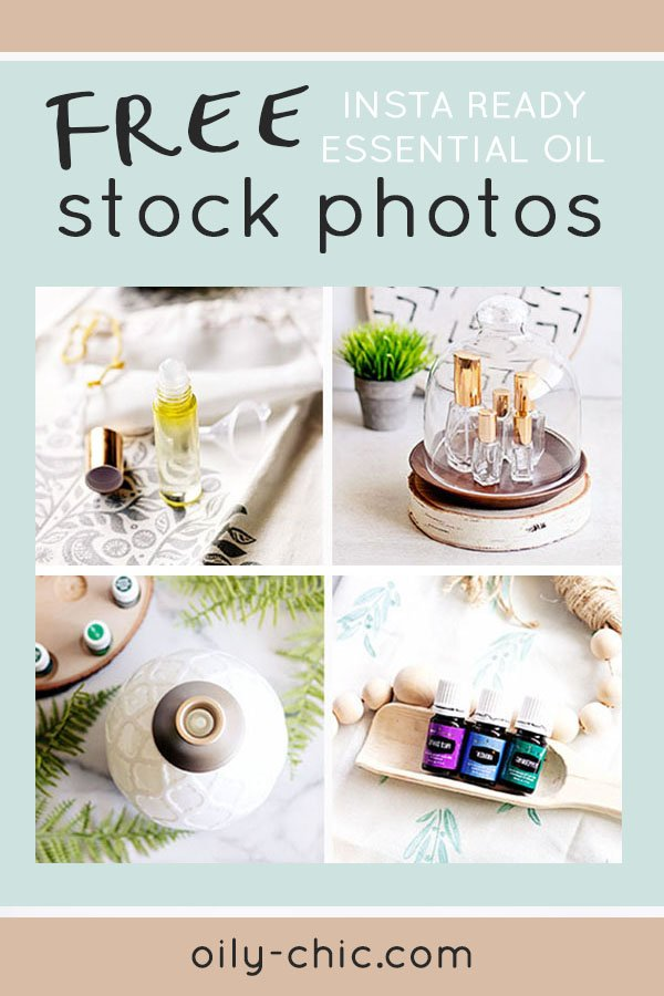 Free Instagram Stock Photos to Jump Start Your Instagram Growth and Essential Oil Business!