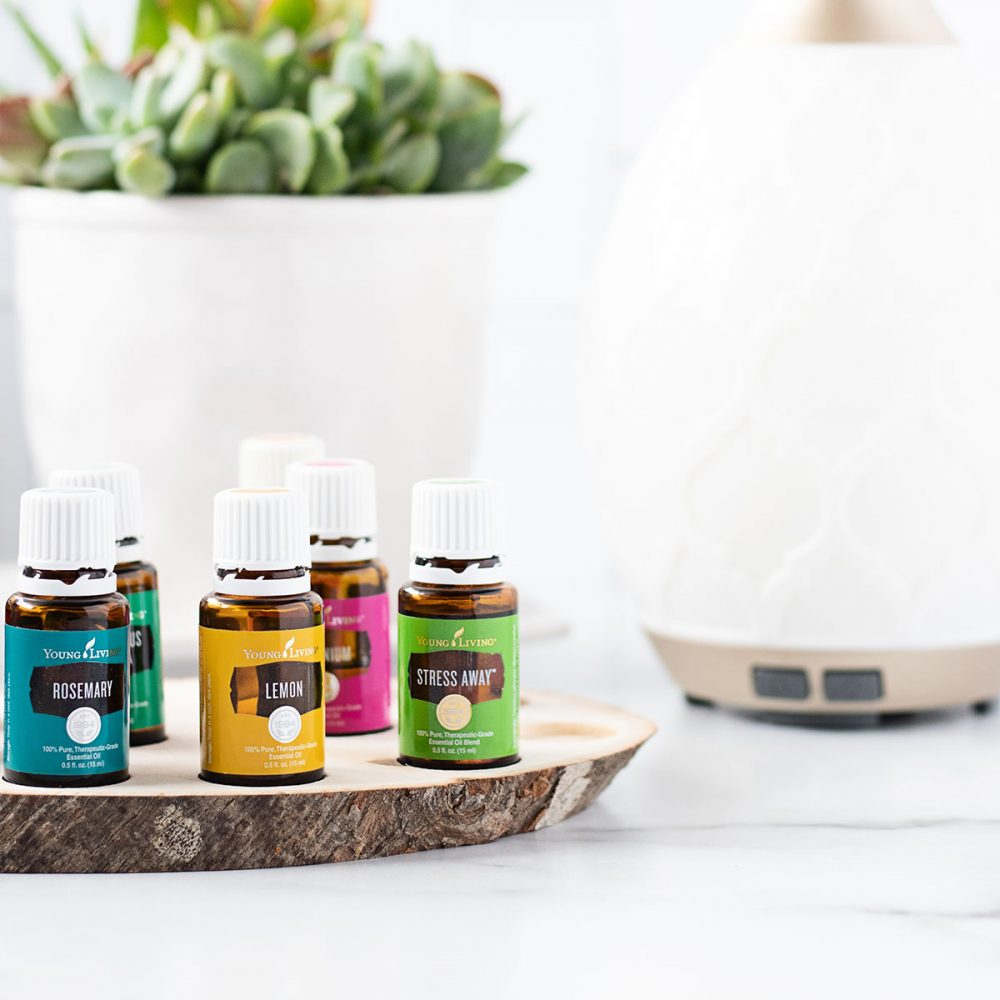 We've got the best spring essential oil blends recipes for diffusers, room sprays, essential oil perfume and more!