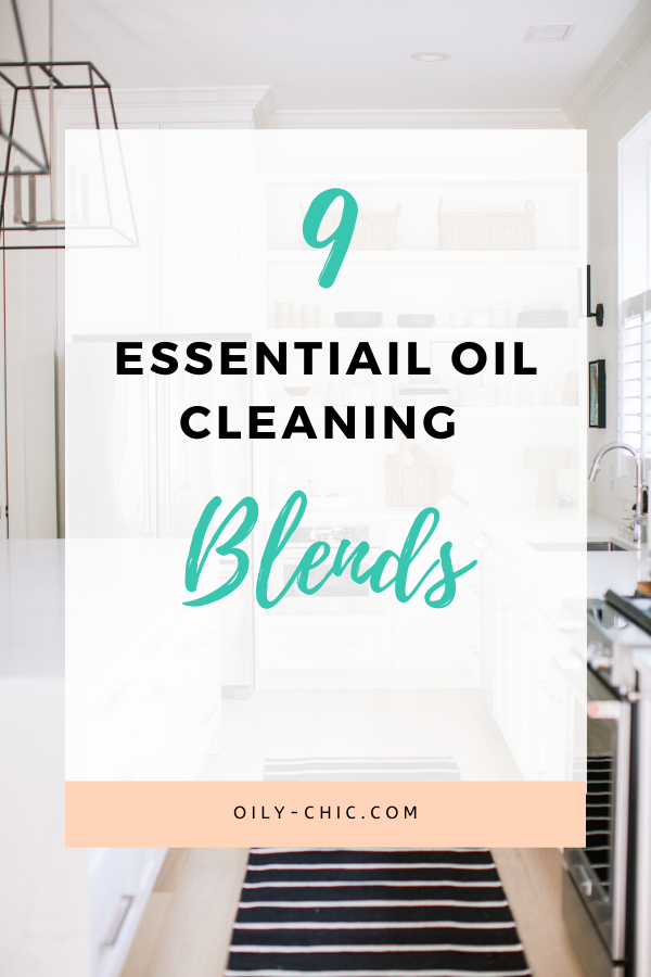 We've narrowed down the very best essential oils for cleaning to quickly and easily clean and freshen your home!