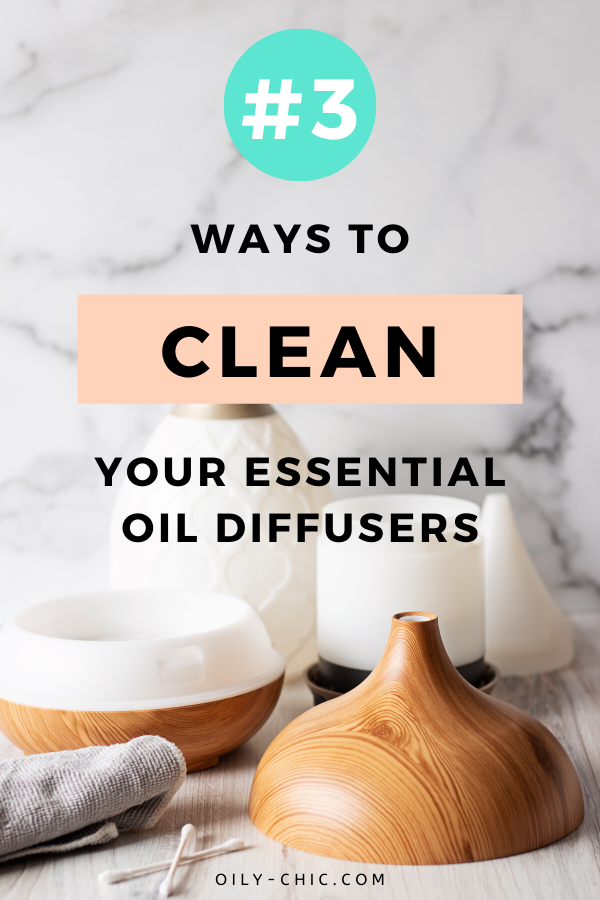 Diffuser Care 101: Use our easy tips on how to clean a diffuser to help them run better and last longer.