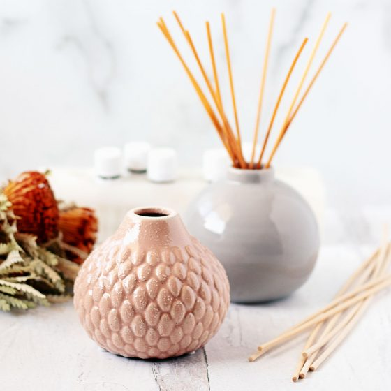 A DIY reed diffuser is simple and inexpensive to make. You likely have a small decorative vessel in our home that you can turn easily into a homemade diffuser.