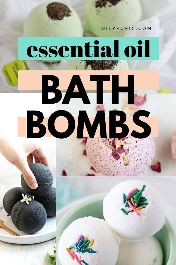 What is the best bath bomb recipe? Find out what makes each of these 15 DIY essential oil bath bomb recipes the best!