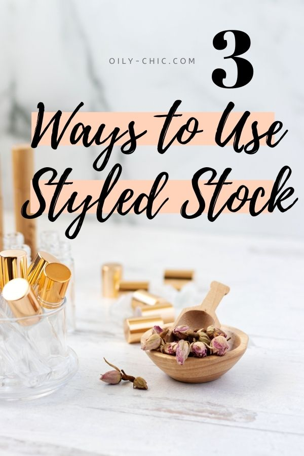 Styled stock photography can provide a visual that others can instantly connect with. Creating a spark of interest in your product or service. Here's 3 proven ways to do this.