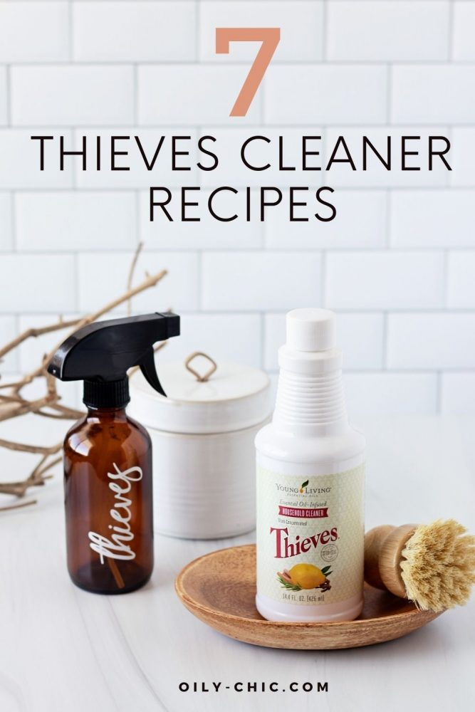 What can Thieves Cleaner Be Used For? Each of these recipes is not only simple to make, they are some of my favorite Thieves hacks!