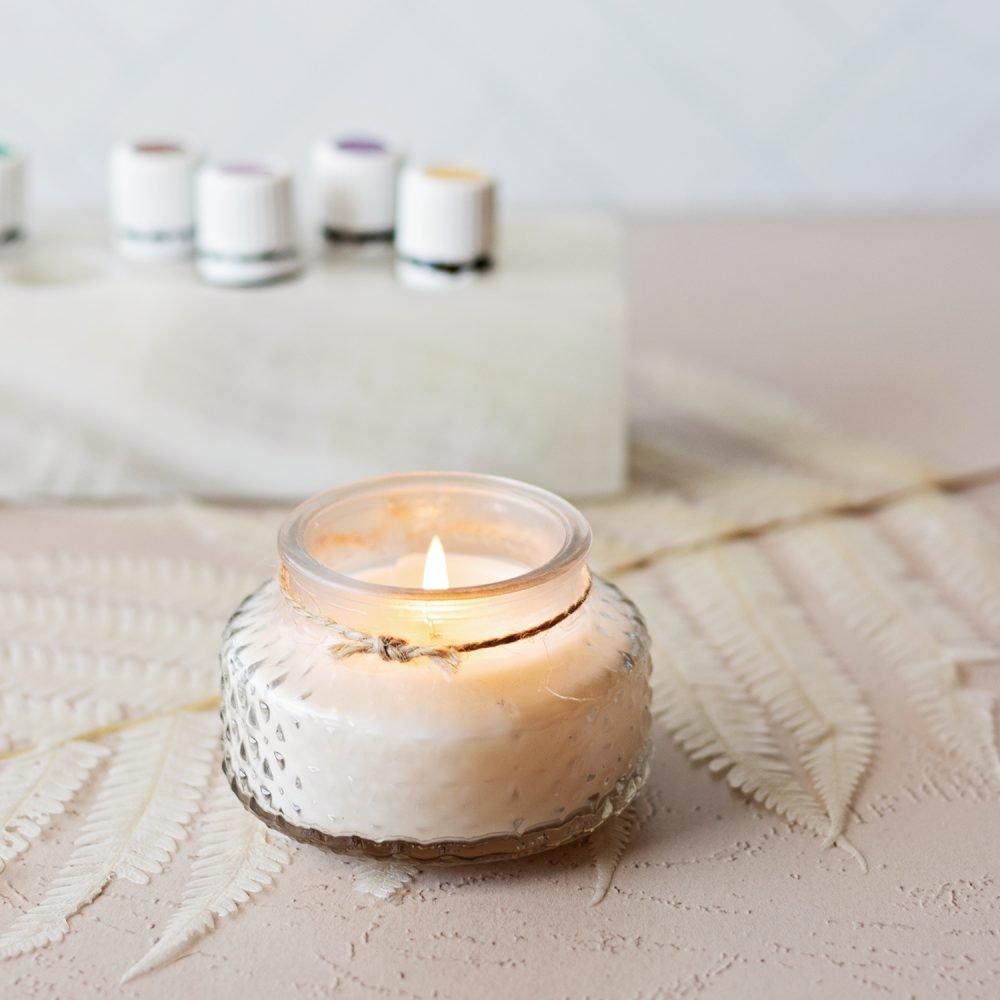 How do you blend essential oils for candles? With our candle essential oil blends chart you'll easily grasp how to blend essential oils for candles!