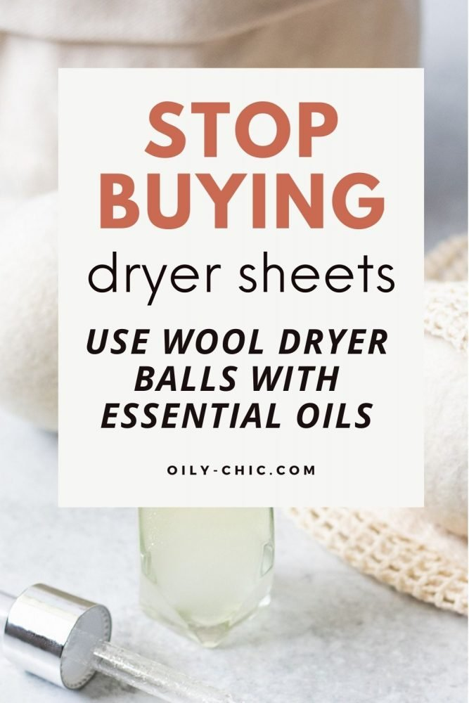 What would you say if I told you, your laundry can still smell amazing when you STOP buying dryer sheets? And you could save money and time doing the laundry with wool dryer balls...