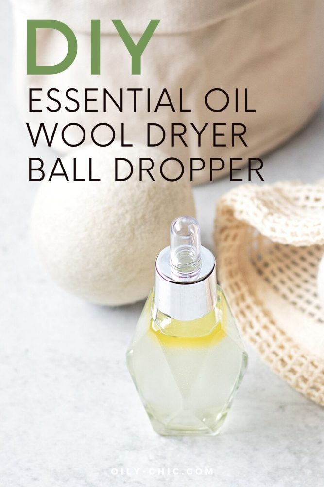 It's easy to make your laundry smell good with essential oils. With a dryer ball essential oil recipe you can have great smelling laundry that's environmentally friendly too.